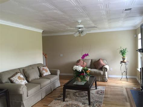 living room ceiling tiles the virginian styrofoam ceiling tile 20 x20 r08 dct gallery