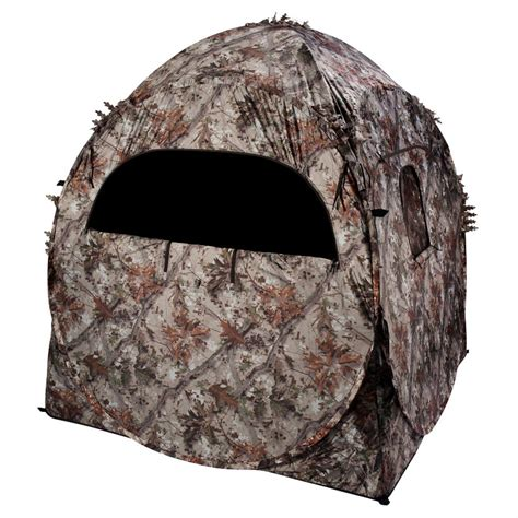 dog house hunting blind ameristep 174 doghouse blind realtree 174 apg camo 213450 ground blinds at