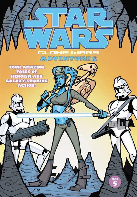 libro star wars vol 5 star wars clone wars adventures 5 volume 5 issue
