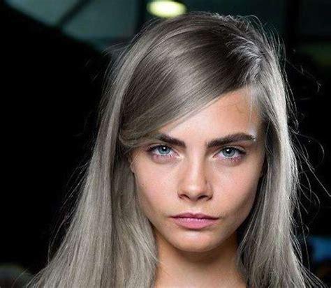 tintes de cabello color gris tendencia cabello gris c 243 mo te 241 ir el pelo de gris