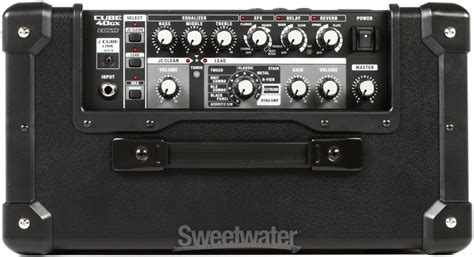 Roland Cube 40 Gx Gils Studio Gallery roland cube 40gx 40w 1x10 quot guitar combo sweetwater