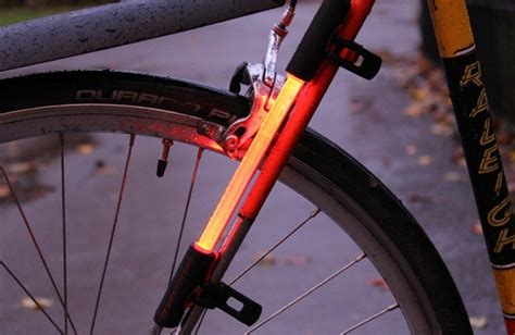 fibre flare bike light fibre flare bike light review