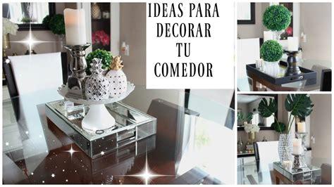 decoracion para comedor ideas para decorar tu comedor