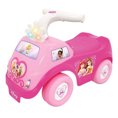 Kiddieland Toys Limited Disney Drive Along Light N Sound Poo T1310 2 upc 661148493125 kiddieland toys limited disney light n sound princess activity ride on