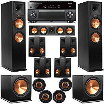 amazoncom klipsch  dolby atmos home theater system