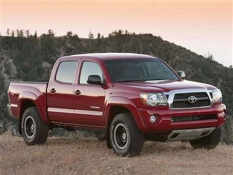 2011 toyota tacoma double cab | pricing, ratings & reviews