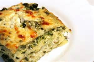 vegetable lasagna raudette