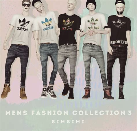 photo collection sims 3 blog my sims 3 blog men s fashion collection by simsimi