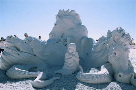 The World S Best world s best sand sculptures 2011