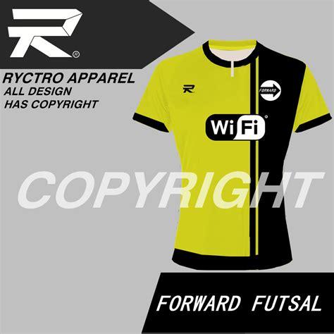 desain jersey aneh ryctro indonesia apparel jasa produksi pembuatan jersey