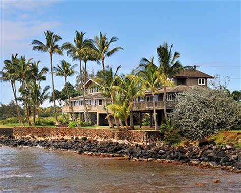 Maui House Rentals Beach House Rentals In Maui