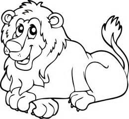 Coloriage 195 Dessiner Lion Facile