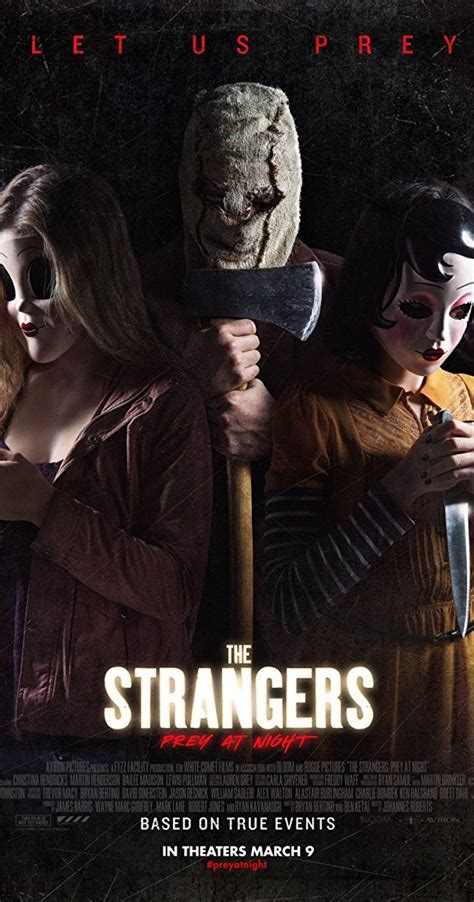 Or Age Rating 2018 The Strangers Prey At 2018 Imdb