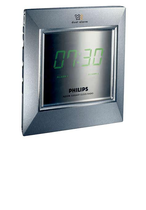Philips Alarm Clock Ajt3300 philips dual alarm clock radio unique alarm clock