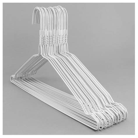 white wire notched hangers box of 500 ironingsupplies