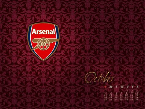 arsenal calendar arsenal wallpaper calendar 10 by trantien on deviantart