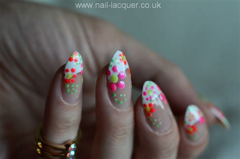 nail art tutorial uk easy flower nail art tutorial nail lacquer uk