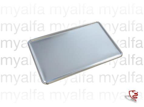 Plat Aluminium 3 X 200 X 500 Alumunium alfa romeo giulietta giulia 750 101 rear number plate mount aluminium 335 x 200 mm