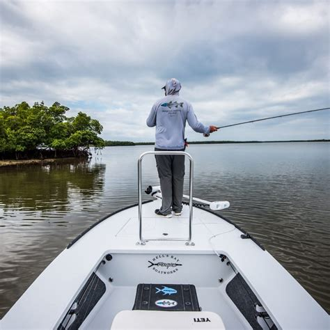 marco island boat charters trip info glades fly fishing