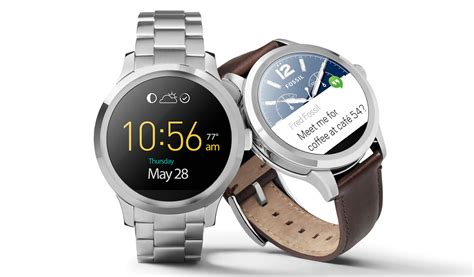 android watches for sale fossil s android wear goes on sale for 279