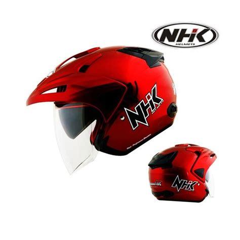 Helm Nhk Biasa finally helm nhk predator visor telah mendarat di