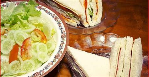 Kebab Premium Plus Isi Keju Mozarela 29 resep sandwich ham enak dan sederhana cookpad