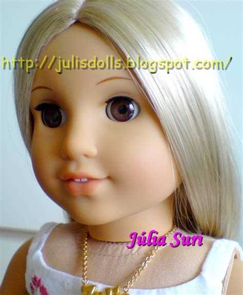 doll by julie julis dolls my american doll julie