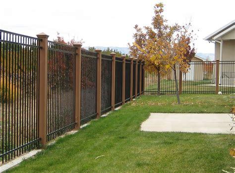 garden decoration distributor aluminum fence panels home depot modern fencing