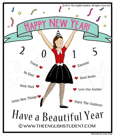 new year activities for esl students learning site for students and teachers the