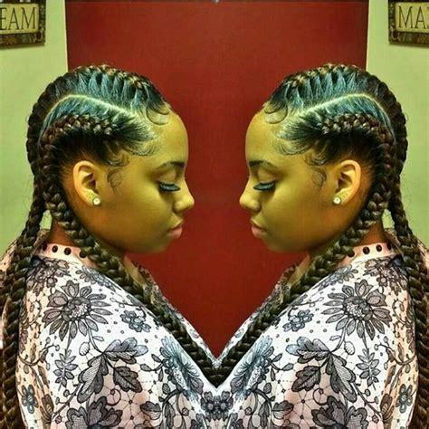 jumbo corn braids hairstyles search results for jumbo cornrow styles black