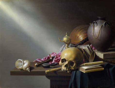 Of The Vanities by Harmen Steenwyck Vanitas Still Painting