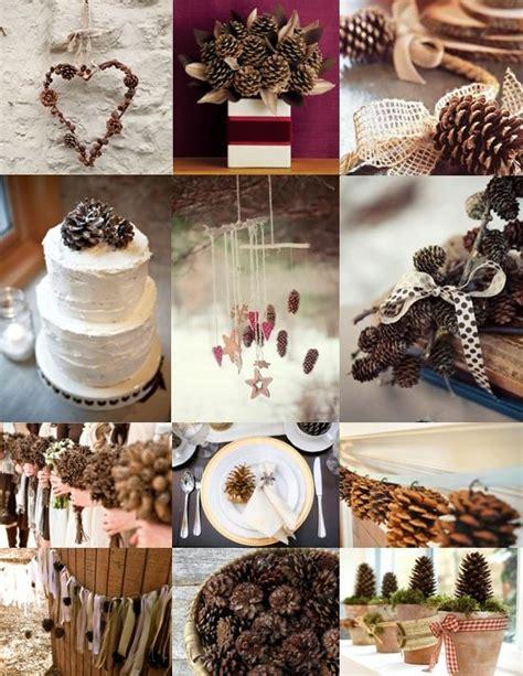 best 25 pine cone wedding ideas on pinterest winter