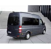 Mercedes Benz Sprinter Mobility 23 W906 2013 Wallpapers