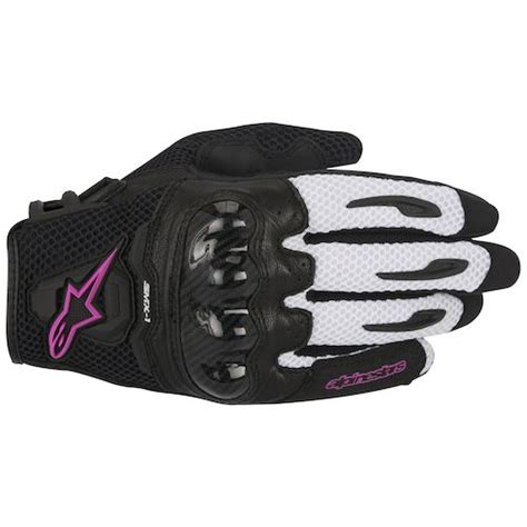Motorradhandschuhe Rosa by Alpinestars Stella Smx 1 Air Gloves Revzilla