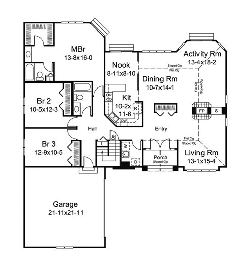 sunbelt house plans alameda sunbelt home plan 008d 0068 house plans and more