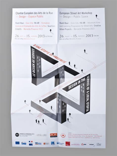 visual communication design workshop art design and public space bureau display