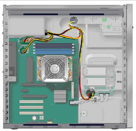 motherboard power supply diagram c h a p t e r 5 maintaining the workstation
