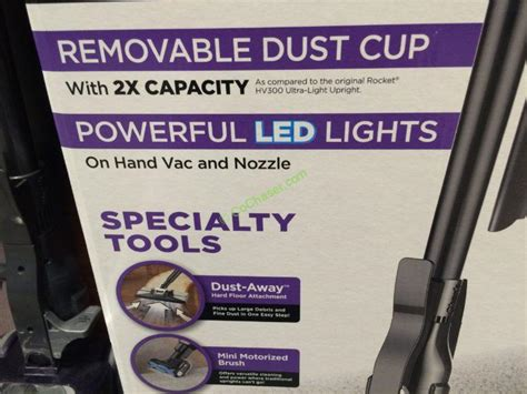 shark rocket deluxe ultra light corded stick vacuum costco 1940049 shark rocket deluxe ultra light corded