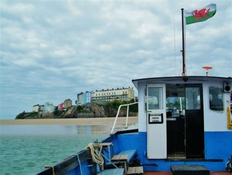 Tenby Cottage Hospital by Caldey Island Tenby Boat Trips Cottages