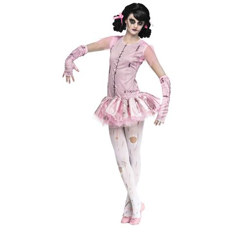 dance tutorial to fancy childrens zombie ballerina horror scary dancing halloween