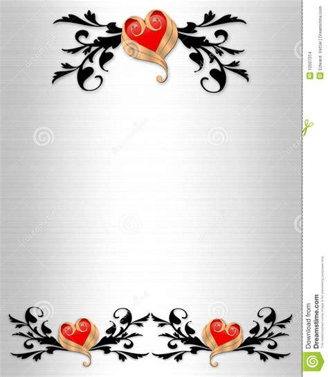 Wedding Engagement Borders by Wedding Invitation Borders Stock Images Image