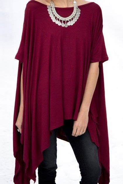 Marissa Cape Blouse Maroon burgandy maroon flowy cape shirt by merakimoon s t y l e capes and shirts