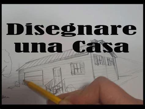 disegnare una casa imparare a disegnare una casa a matita
