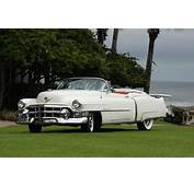 1953 Cadillac Eldorado Sport Convertible Coupe Gallery