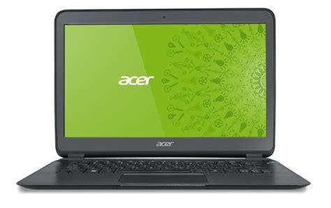 Laptop Acer Aspire S5 acer aspire s5 391 9880 notebookcheck net external reviews