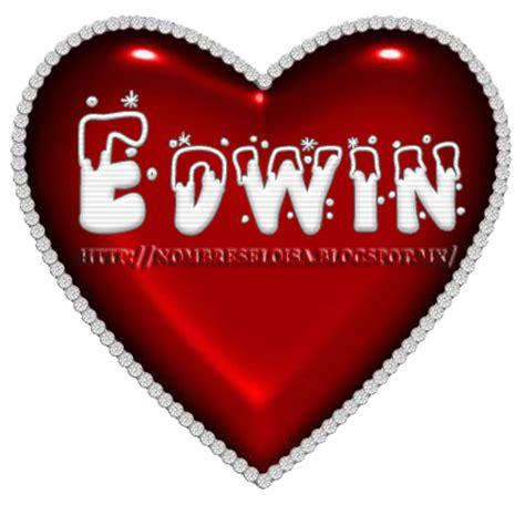 imagenes te amo edwin nombreseloisa com nombres en coraz 243 n con letras navide 241 as 2