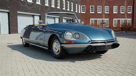 Citroen For Sale by 1968 Citro 235 N Ds 21 Decapotable For Sale In The