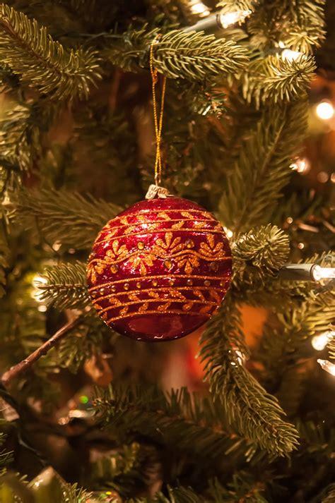 tree ornaments tree ornament free stock photo domain
