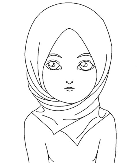 Ana Muslim Colouring Pages Muslim Colouring Pages