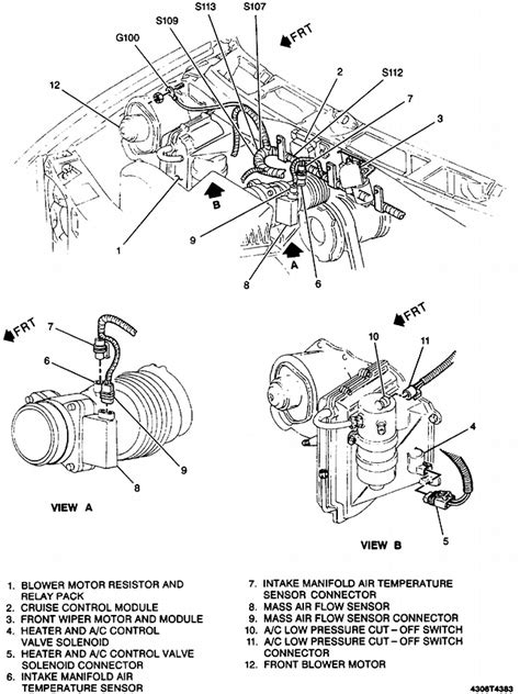 1995 astro engine diagram get free image about